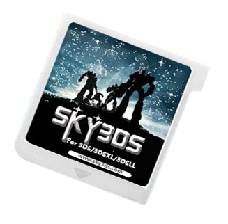 what firmware does sky 3ds work up to